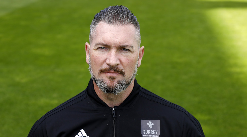 Surrey's Lead Strength and Conditioning Coach